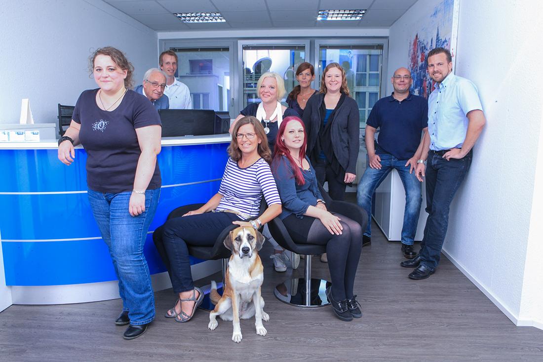 e-j-e Steuerberater Köln Gruppenfoto